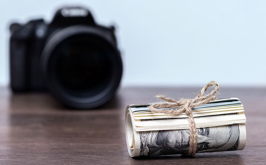 how to make money photography