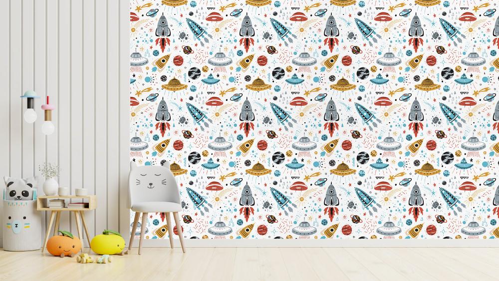 wallpaper bedroom Stargazing
